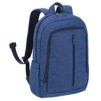 "Рюкзак для ноутбука 15.6"" RIVACASE Alpendorf 7560 Blue"