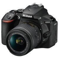 Фотоаппарат NIKON D5600 + AF-S 18-140 VR Nikkor AF-S DX 18-140mm f/3.5-5.6G ED VR