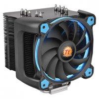 Кулер для процессора THERMALTAKE Riing Silent 12 Pro Blue (CL-P021-CA12BU-A)
