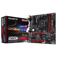 Материнская плата GIGABYTE GA-AB350M-Gaming 3 (rev.1.0)