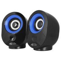 Акустическая система GEMIX TF-1 Black/Blue