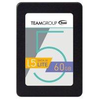 """SSD TEAM L5 Lite 60GB 2.5"""" SATA (T2535T060G0C101)"""