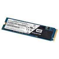 SSD WD Black 256GB M.2 NVMe (WDS256G1X0C)