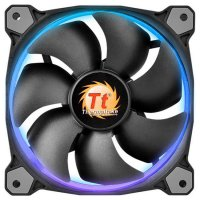Кулер для корпуса THERMALTAKE Riing 12 LED RGB (CL-F042-PL12SW-B)