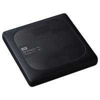 "Внешний портативный винчестер 2.5"" WD My Passport Wireless Pro 1TB USB3.0/Wi-Fi (WDBVPL0010BBK-EESN)"
