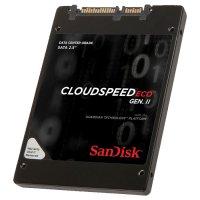 "SSD SANDISK CloudSpeed Eco Gen. II 480GB 2.5"" SATA (SDLF1DAR-480G-1JA2)"