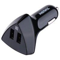Автомобильное зарядное устройство REMAX Aliens RCC-208 Black