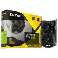 Видеокарта ZOTAC GeForce GTX 1050 2GB GDDR5 128-bit OC (ZT-P10500C-10L)
