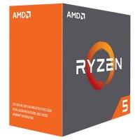 Процессор AMD Ryzen 5 1600 3.2GHz AM4