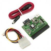 Адаптер VIEWCON VE 075 IDE to SATA (VE075)