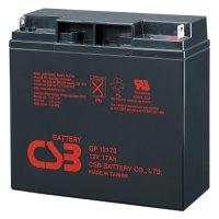 Аккумуляторная батарея CSB GP12170 (12В, 17Ач)
