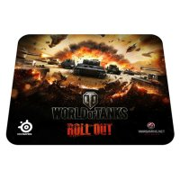 Игровая поверхность STEELSERIES QcK World of Tanks Tiger Edition