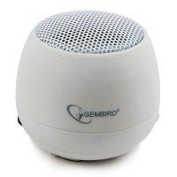 Портативная акустическая система GEMBIRD SPK-103-W