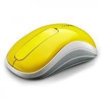 Мышь RAPOO T120p Yellow