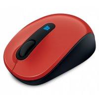 Мышь MICROSOFT Sculpt Mobile Red