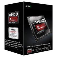 Процессор AMD A10-6790K Black Edition 4.0GHz FM2