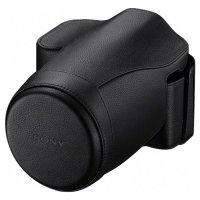 Чехол для фотокамеры SONY LCS-ELCA Premium (LCSELCAB.SYH)