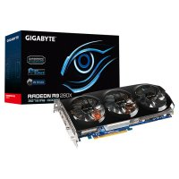 Видеокарта GIGABYTE Radeon R9 280X 3GB GDDR5 384-bit WindForce 3X OC