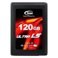 """SSD TEAM Ultra L5 120GB 2.5"""" SATA (T253L5120GMC101)"""
