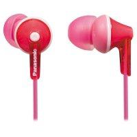 Наушники PANASONIC ErgoFit RP-HJE125 Pink