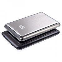 "Внешний портативный винчестер 2.5"" 3Q Glaze Shiny Hairline 500GB USB/8MB/5400rpm (3QHDD-U245H-HB500)"