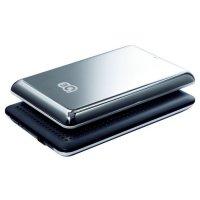 """Внешний портативный винчестер 2.5"""" 3Q Glaze 1TB USB/5400rpm (3QHDD-U235-HB1000)"""