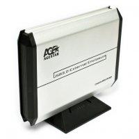 "Карман AGESTAR 3UB3A5 внешний для HDD 3.5"" USB3.0"