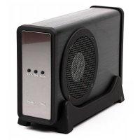 "Карман AGESTAR SCB3AH1T внешний для HDD 3.5"" USB2.0/eSATA"