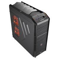 Корпус AEROCOOL PGS Xpredator X1 Black Edition