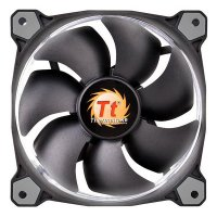 Кулер для корпуса THERMALTAKE Riing 12 LED White (CL-F038-PL12WT-A)