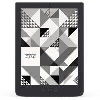 Электронная книга POCKETBOOK Sence w/Kenzo cover Gray