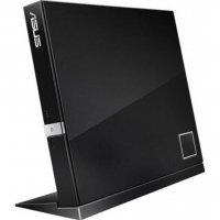 Внешний привод Blu-ray BD-ROM ASUS SBC-06D2X-U USB 2.0 Black