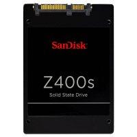 "SSD SANDISK Z400s 256GB 2.5"" SATA (SD8SBAT-256G-1122)"