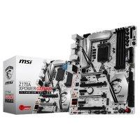 Материнская плата MSI Z170A XPower Gaming Titanium Edition