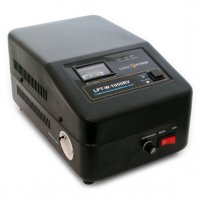 Стабилизатор LOGICPOWER LPT-W-1000RV Black