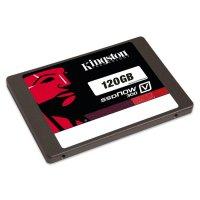"""SSD KINGSTON SSDNow V300 120GB 2.5"""" SATA Desktop Upgrade Kit (SV300S3D7/120G)"""