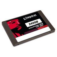 """SSD KINGSTON SSDNow V300 240GB 2.5"""" SATA Desktop Upgrade Kit (SV300S3D7/240G)"""