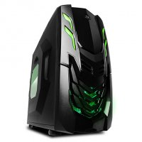 Корпус RAIDMAX Viper GX Green