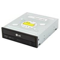 Привод Blu-ray BD-RW LG BH16NS40 SATA Black