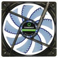 Кулер для корпуса GAMEMAX WindForce Blue (GMX-WF12B)