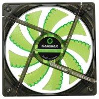 Кулер для корпуса GAMEMAX WindForce Green (GMX-WF12G)