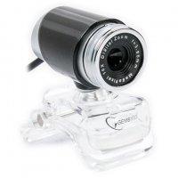 Веб-камера GEMBIRD CAM100U Black