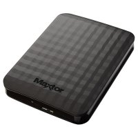 """Внешний портативный винчестер 2.5"""" SEAGATE MAXTOR M3 1TB USB3.0 (HX-M101TCB/GM)"""