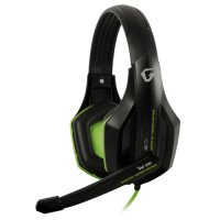 Наушники GEMIX W-330 Black/Green