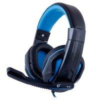 Наушники GEMIX W-360 Black/Blue