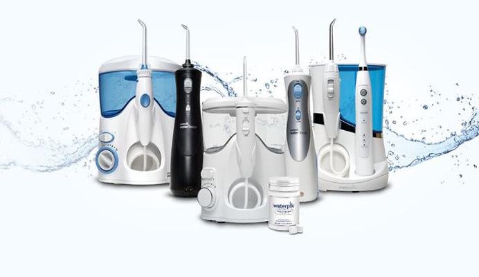 Электрические зубные щётки и ирригаторы