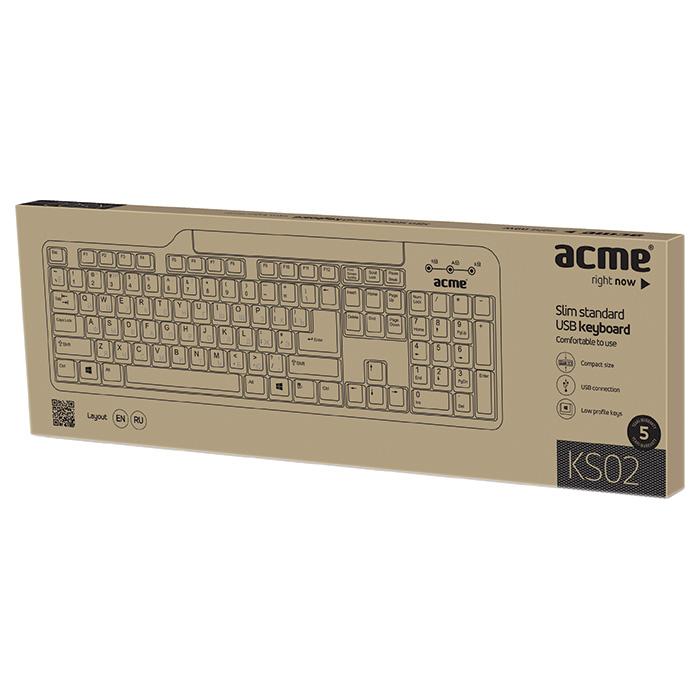 Клавіатура ACME KS02 (CID 123186)