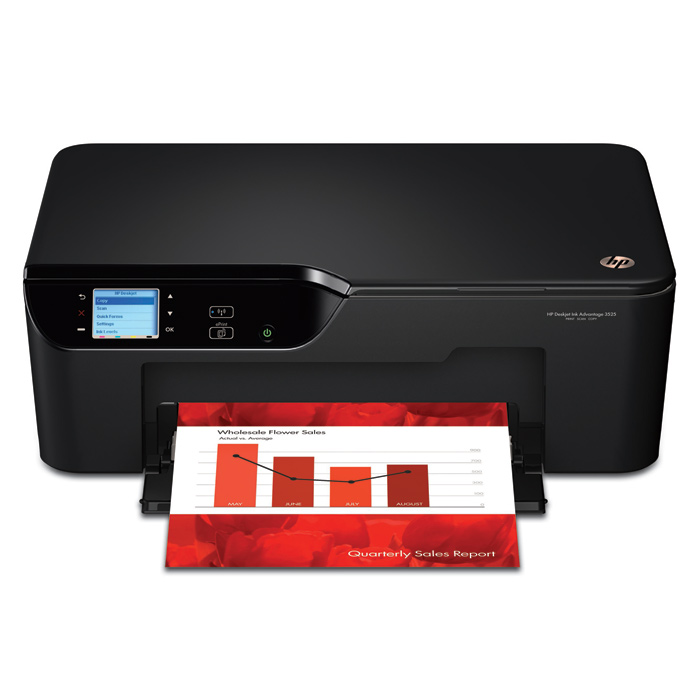 МФУ HP Deskjet Ink Advantage 3525