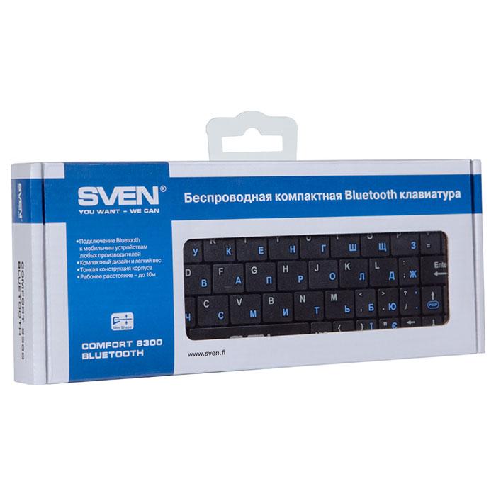 Клавіатура бездротова SVEN Comfort 8300 (00600171)