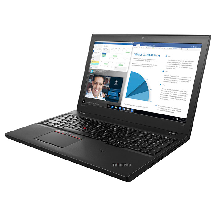 Ноутбук LENOVO ThinkPad T560 (20FHS05800)